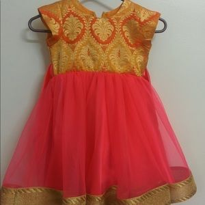 Other - Baby toddler girl dress gown